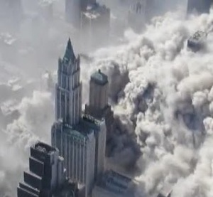 NYPD vs Released New Aerial Images of 911 World Trade Center Attack [VIDEO-PICS]